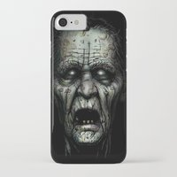 zombie iPhone & iPod Cases featuring Zombie by Havard Glenne