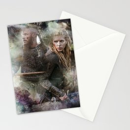 Battle Torn Stationery Cards