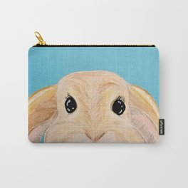 Disapproving Lop Carry-All Pouch