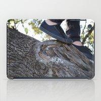 tyler durden iPad Cases featuring tyler by jennifersupertramp