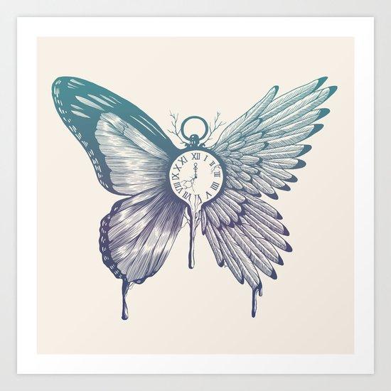 Metamorph  Art Print