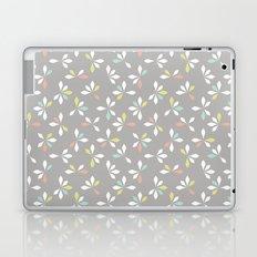 loves me loves me not pattern - pastel Laptop & iPad Skin