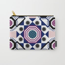 Mixed Emotions Mandala Carry-All Pouch