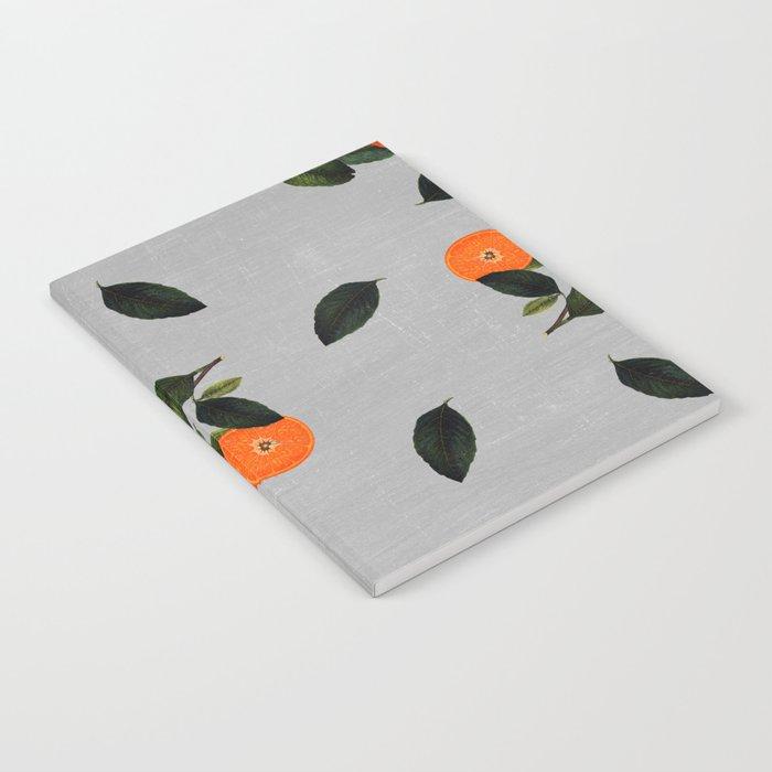 oranges Notebook