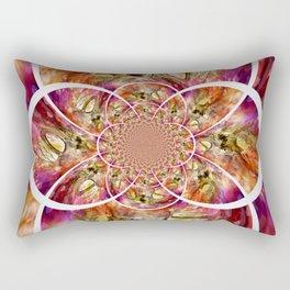 Combining Art Works Rectangular Pillow
