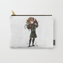 The Littlest Assassin Carry-All Pouch