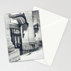 New York City Snow Globe Stationery Cards