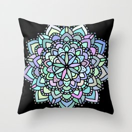 Mandala 08 Throw Pillow