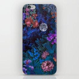 Space Garden Cosmos iPhone Skin