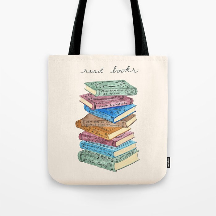 Love for reading Tote Bag