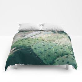 Arizona Cactus III Comforters