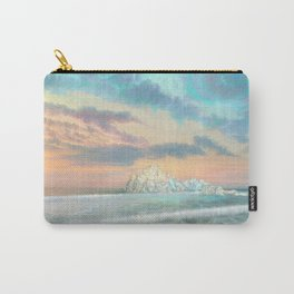 Frozen waves Carry-All Pouch
