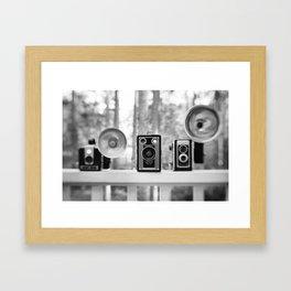 Three amigos  Framed Art Print