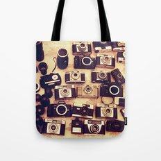 I love analogue photography Tote Bag
