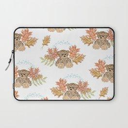 Autumn Bears Laptop Sleeve