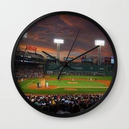Fenway Park 2 Wall Clock