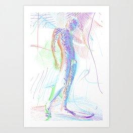 Android N1 Art Print