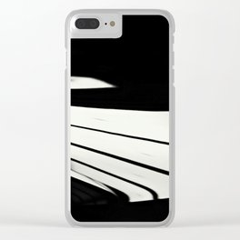 hopeless touching Clear iPhone Case