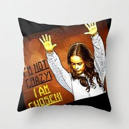 Pennsatucky Throw Pillow