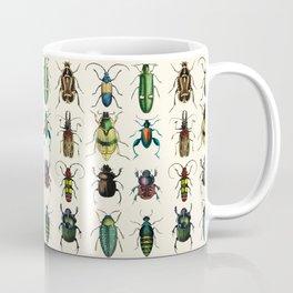 Jeweled Beetles  Coffee Mug