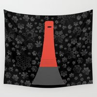 netflix Wall Tapestries featuring Fargo by Lorcy
