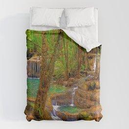 Oregon Falls Comforters
