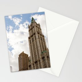 Over New York City Stationery Cards