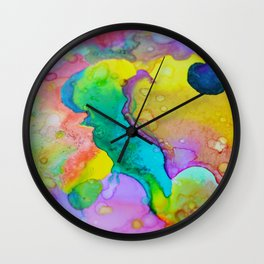 Unicorn tears Wall Clock
