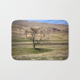 Moorland Tree Bath Mat