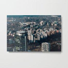 Landscape Photography by Caio Henrique Metal Print