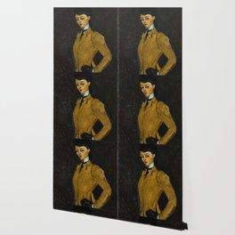 """Amedeo Modigliani """"L'Amazone"""" Wallpaper"""