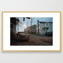 Shenandoah Framed Art Print