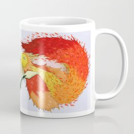 The Dragon And The Phoenix Coffee Mug