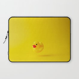 Yellow rubber duck Laptop Sleeve