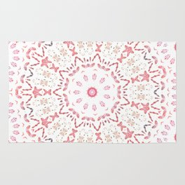 Love Eternal Pink Rug
