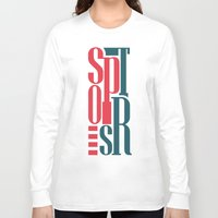 sports Long Sleeve T-shirts featuring Sports by Sabirg