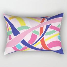 Tangled Rectangular Pillow