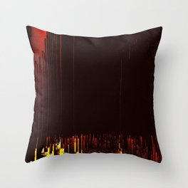 Sorting Things Out I Throw Pillow