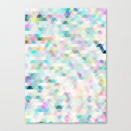ambiguous geometry Canvas Print