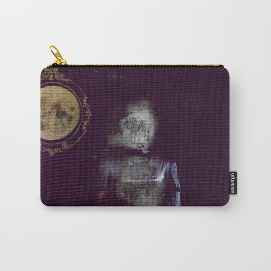The ghost of miss Parker Carry-All Pouch