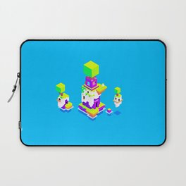 2D Land Laptop Sleeve