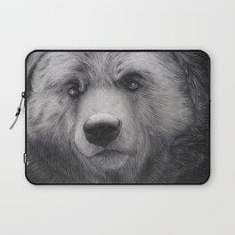 Bear Charcoal Laptop Sleeve