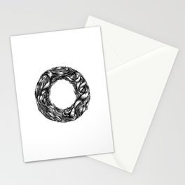 The Illustrated O  Stationery Cards