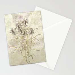 The flowers are singing Stationery Cards
