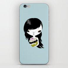 Carla  iPhone & iPod Skin