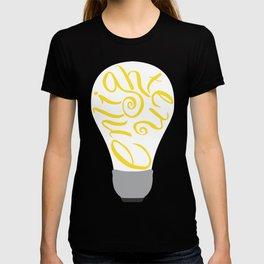 Lightbulb Moment - Enlighten T-shirt