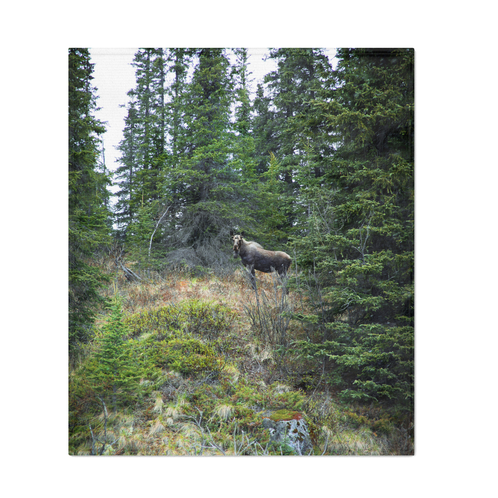 Mr_Moose_Way_Up_North_Throw_Blanket_by_jeanladzinski