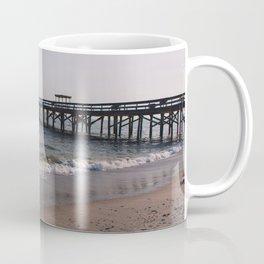 Springmaid Pier Coffee Mug