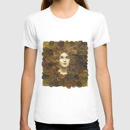 Nature goddess T-shirt