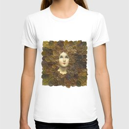 Nature goddess T-shirt